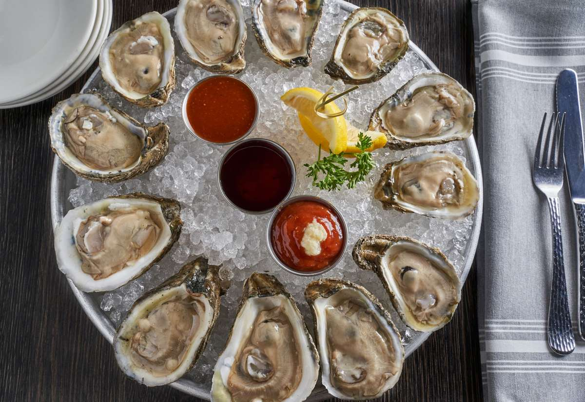Oysters on The Half Shell - ½ Dozen or Dozen*