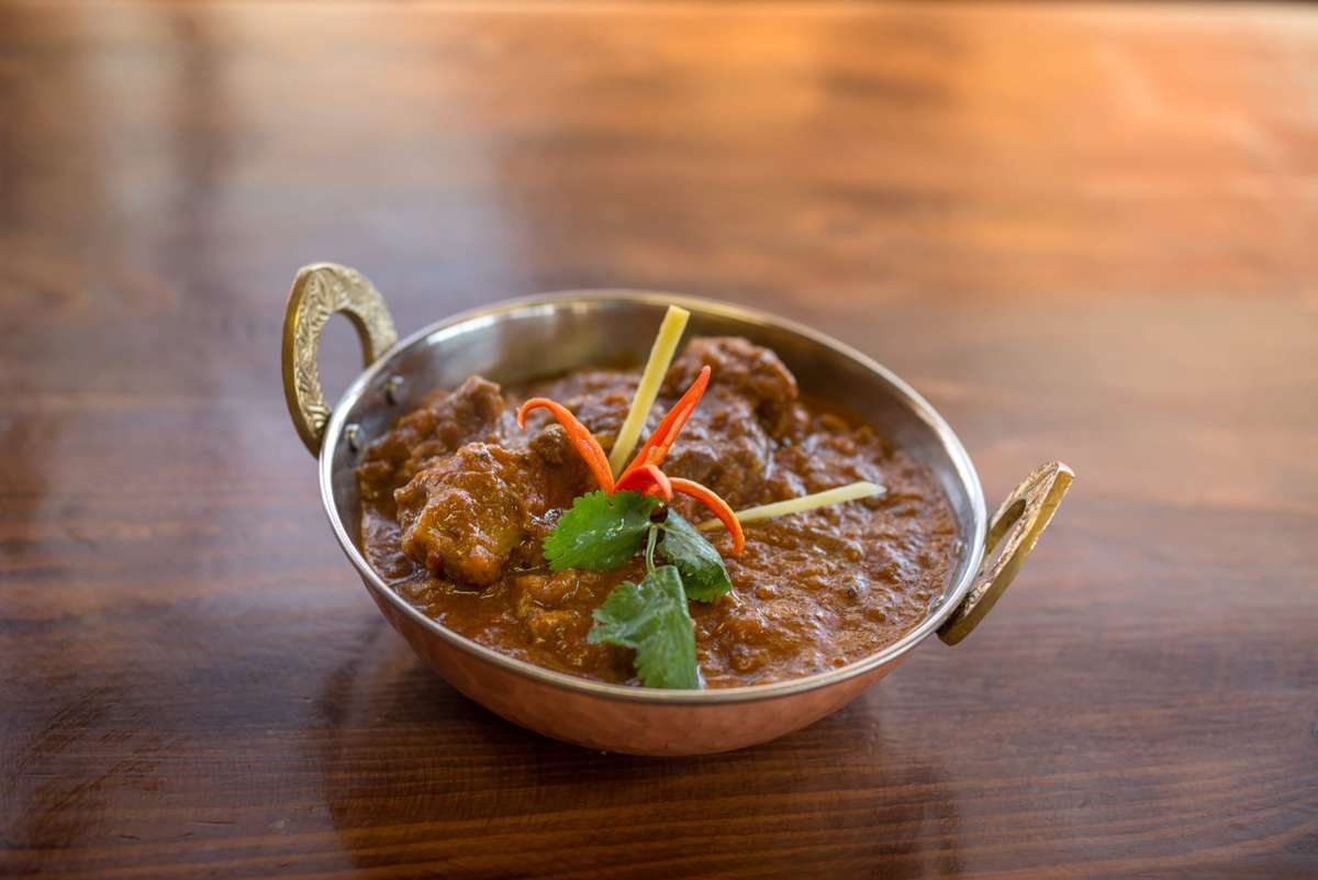 Sherpa Curry Goat (Seasonal)