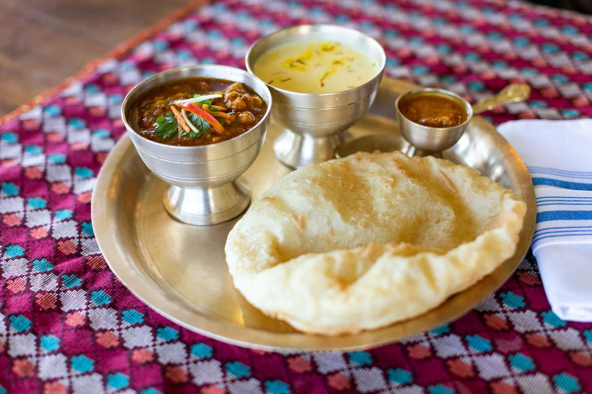 Dal Bhat Tarkari (Platter)