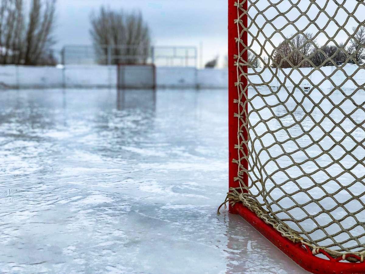 hockey net
