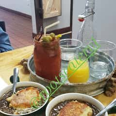 ROOTs Signature Bloody Mary