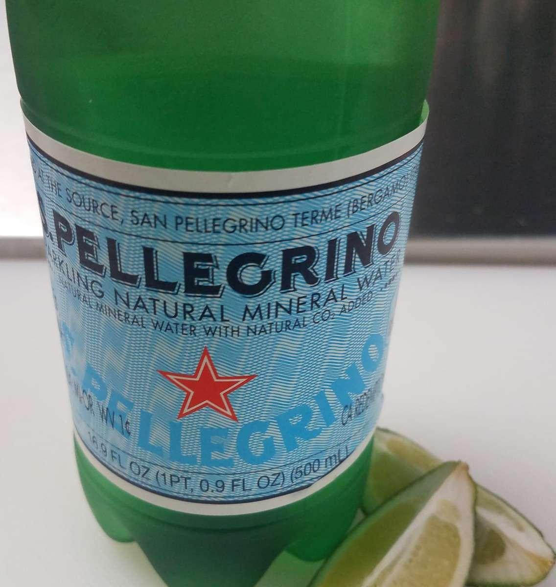 Pellegrino Mineral Water