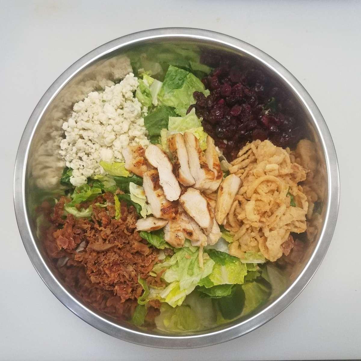 Criag's Favorite Chop Salad