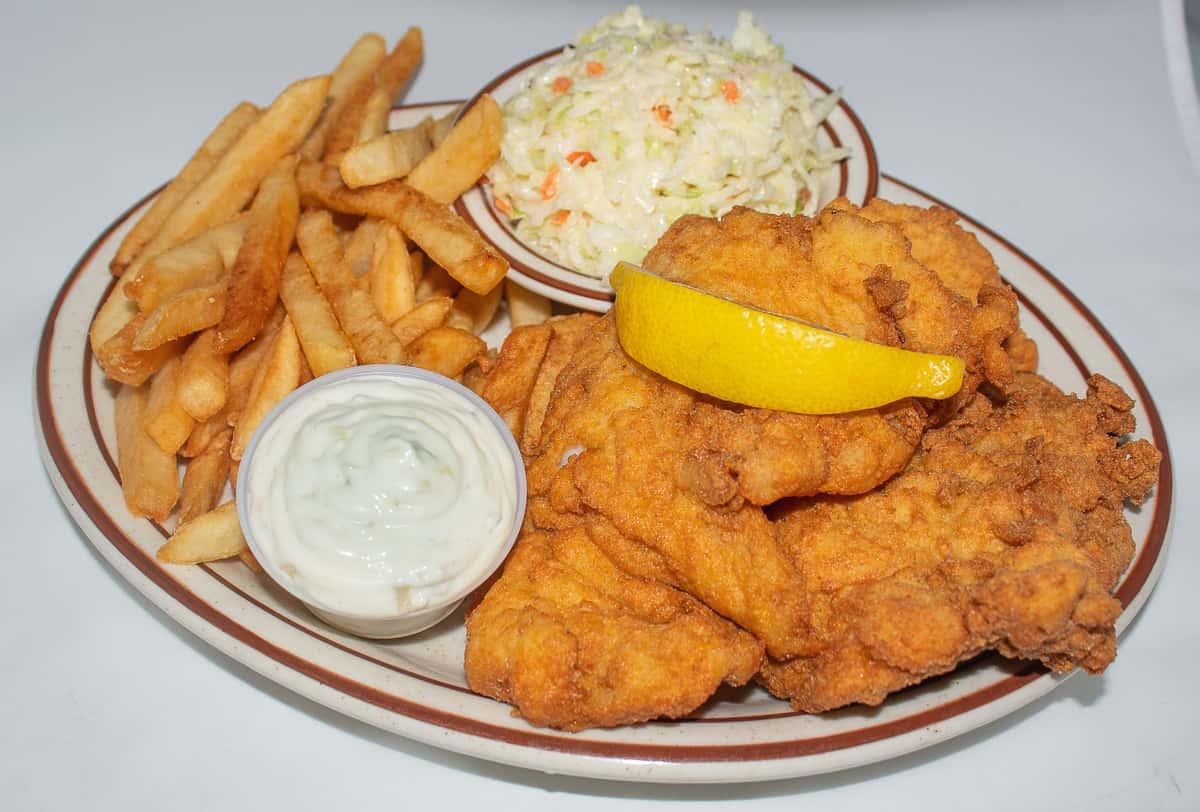 Haddock Dinner