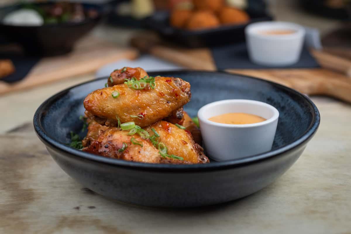 Karaage Chicken Wings
