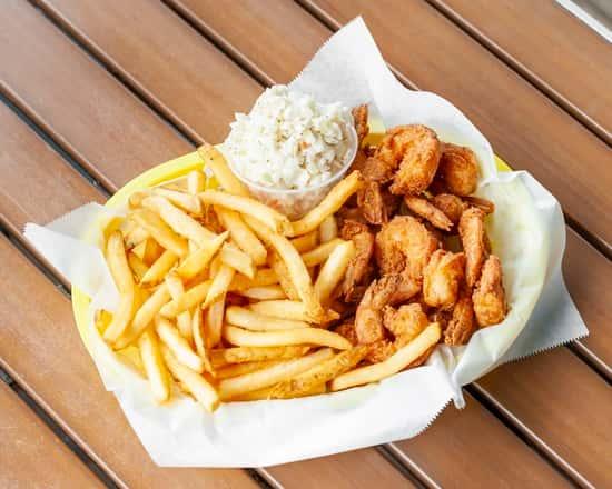 1/2 Pound Fried Shrimp