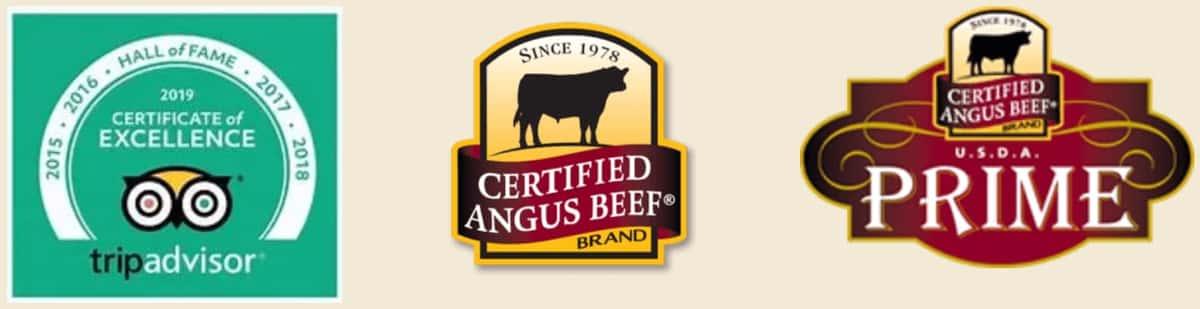 banner trip advisor & beef