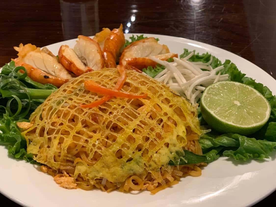 Jumbo Shrimp Pad Thai