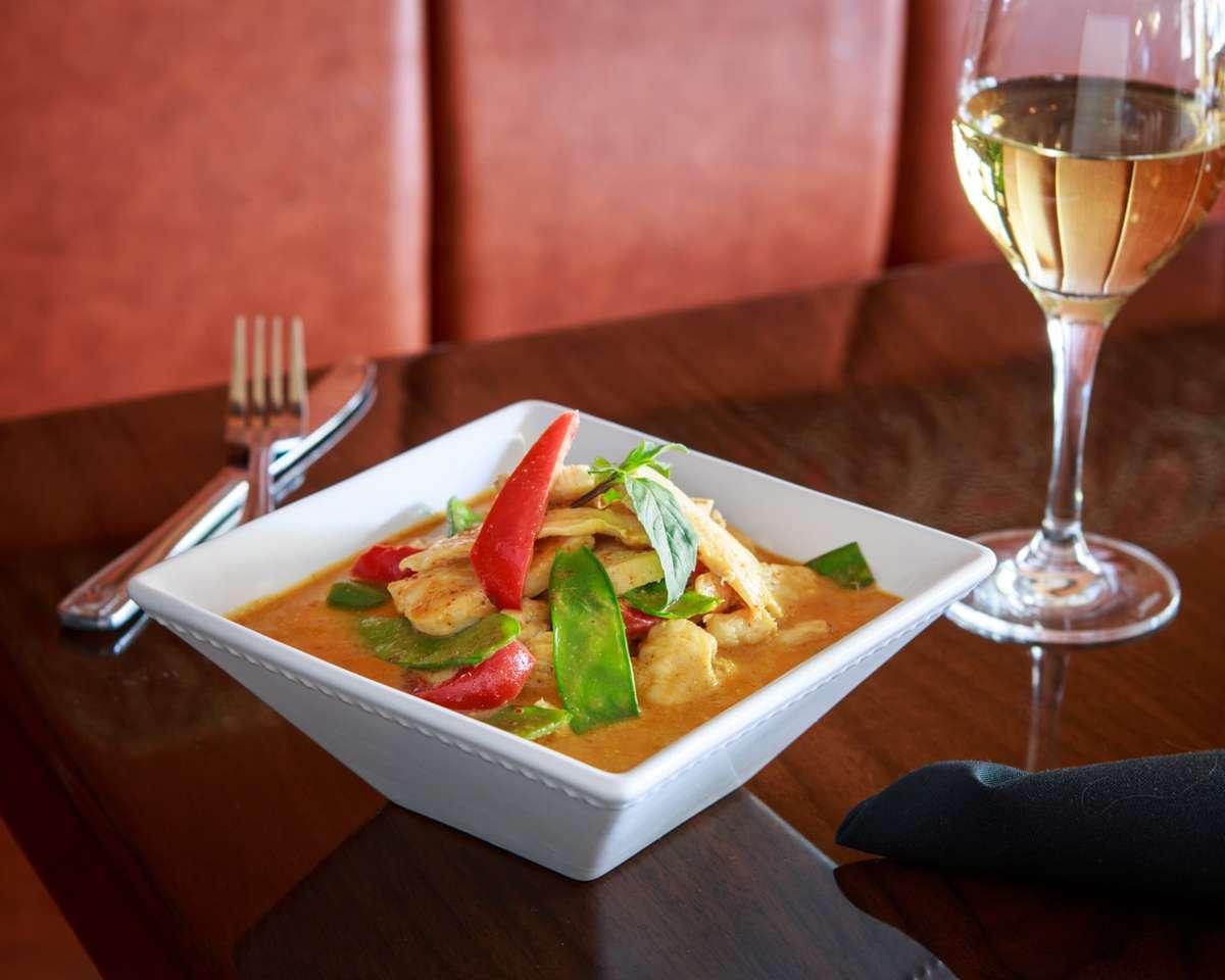 pa-nang curry