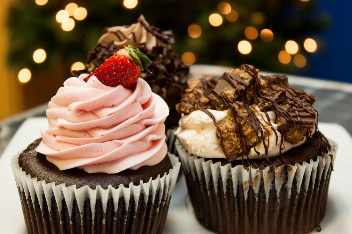 The Cakery Cupcakes