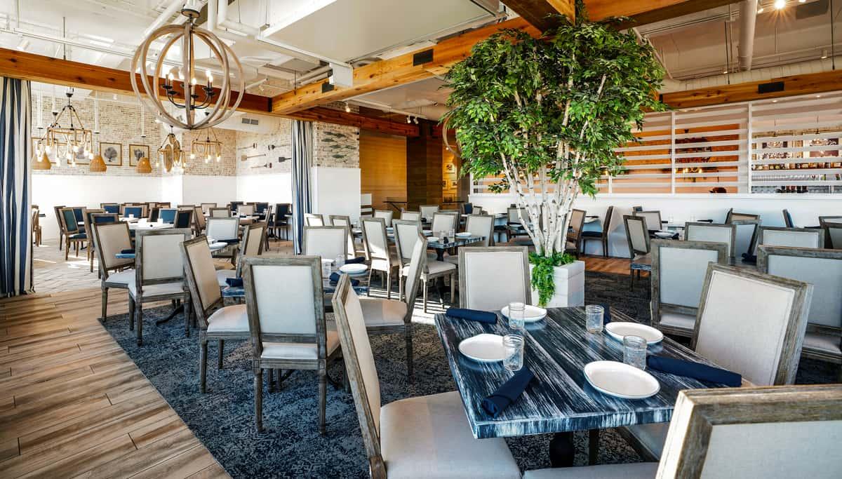 Nashville private events interior