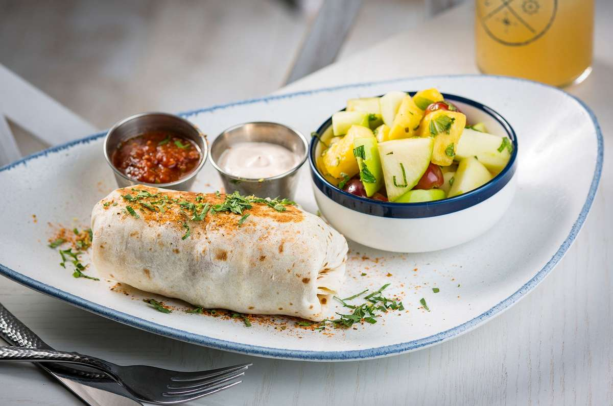Breakfast Burrito*