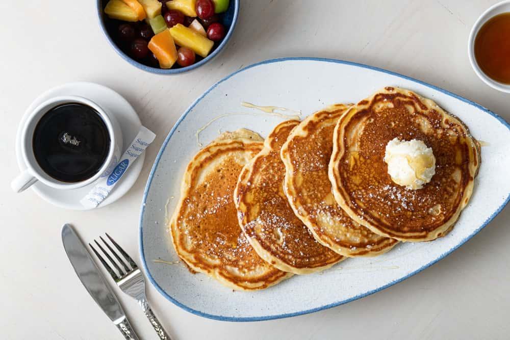Grandma Swan's Pancakes