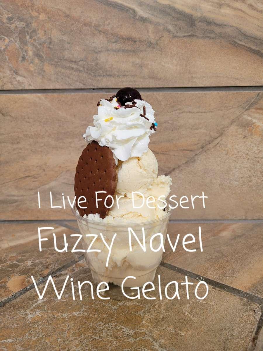 Fuzzy Navel Wine Gelato Double
