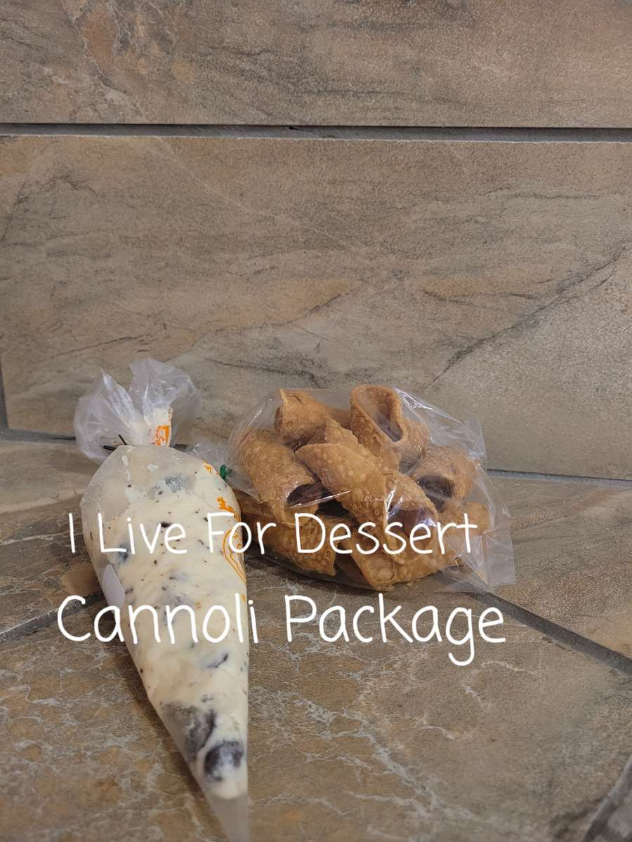 Cannoli Package/9 Cannoli Cookies Todays Batches