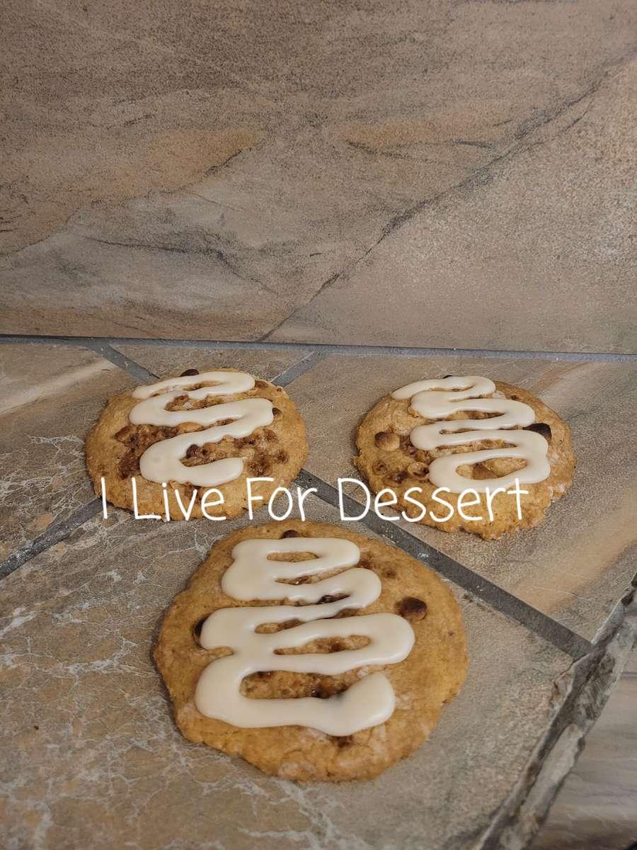 Shortbread & Toffee Cookie GF 3 Day Notice
