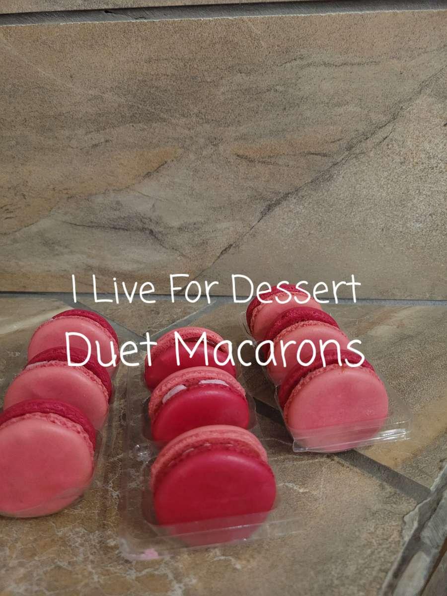 Duet Macaron DF 3 Count Todays Batches