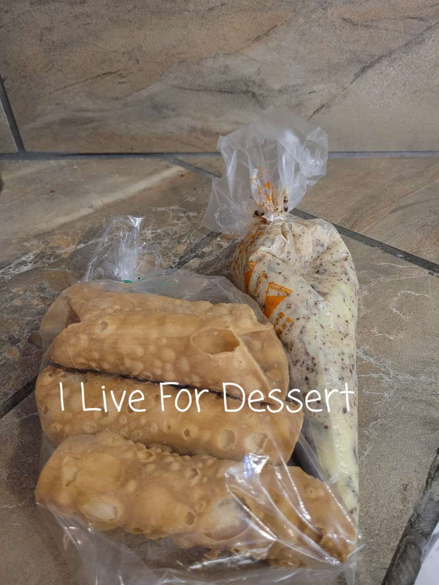 Cannoli Package Large Todays Batches