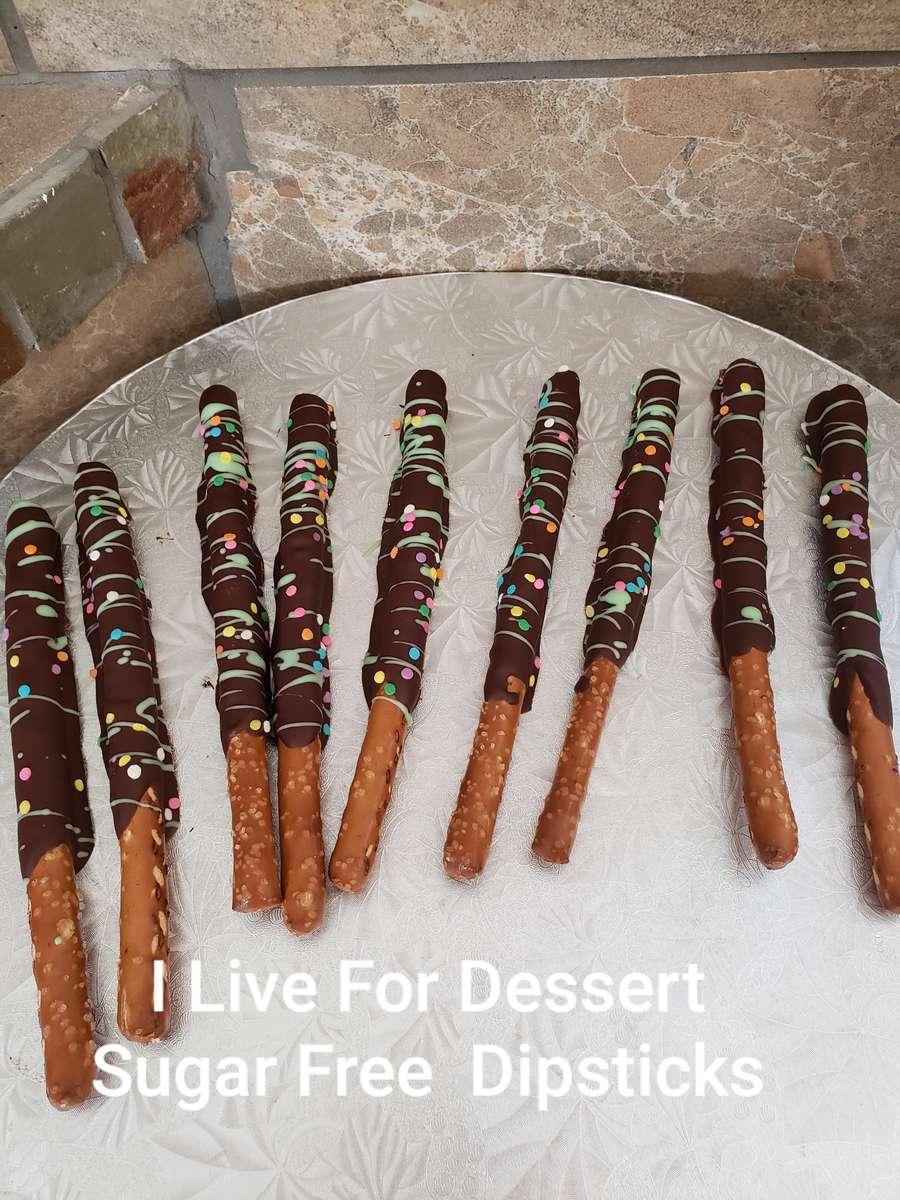 Dipsticks Large 3 Day Notice