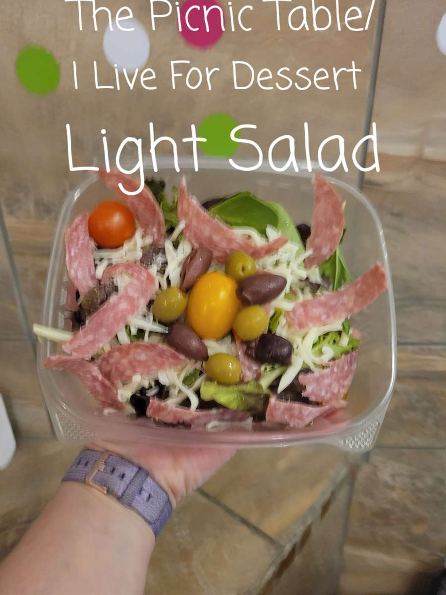 Light Salad Order By 2 PM For Next Day