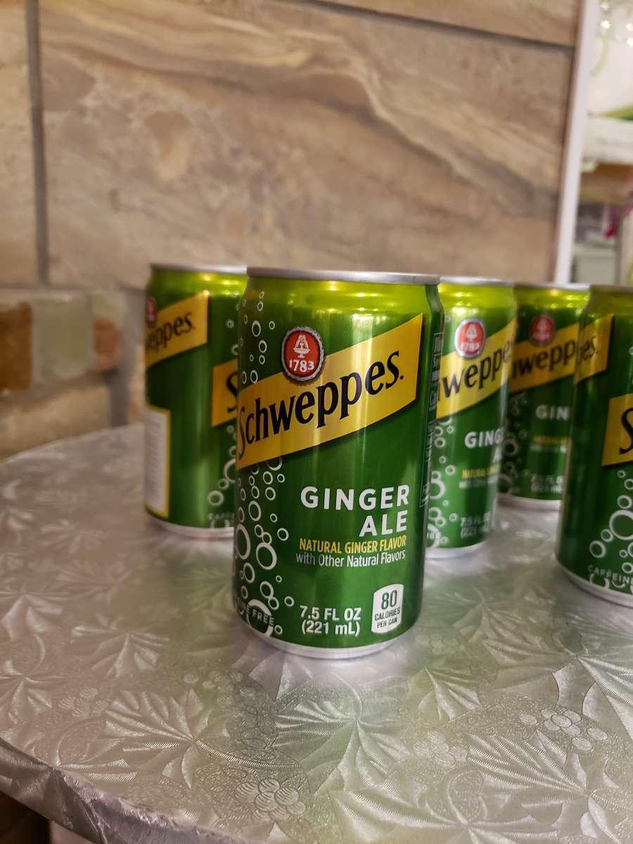 Schweppes Gingerale