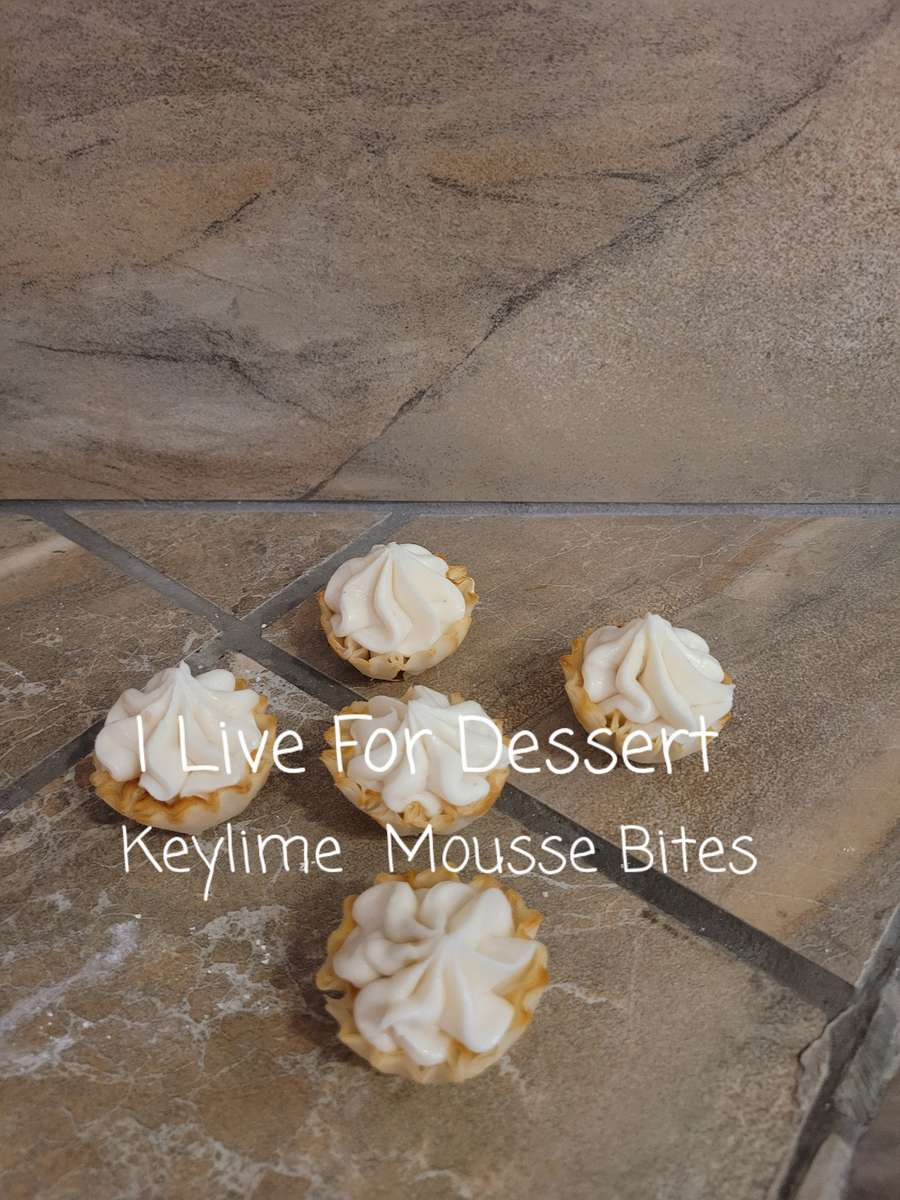 Keylime Mousse Bites 5 Count 3 Day Notice
