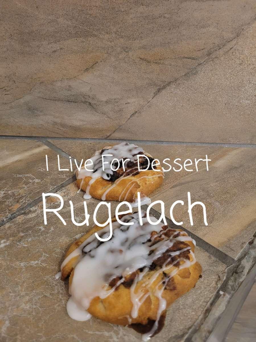Rugelach Walnut & Raisin Today's Batches