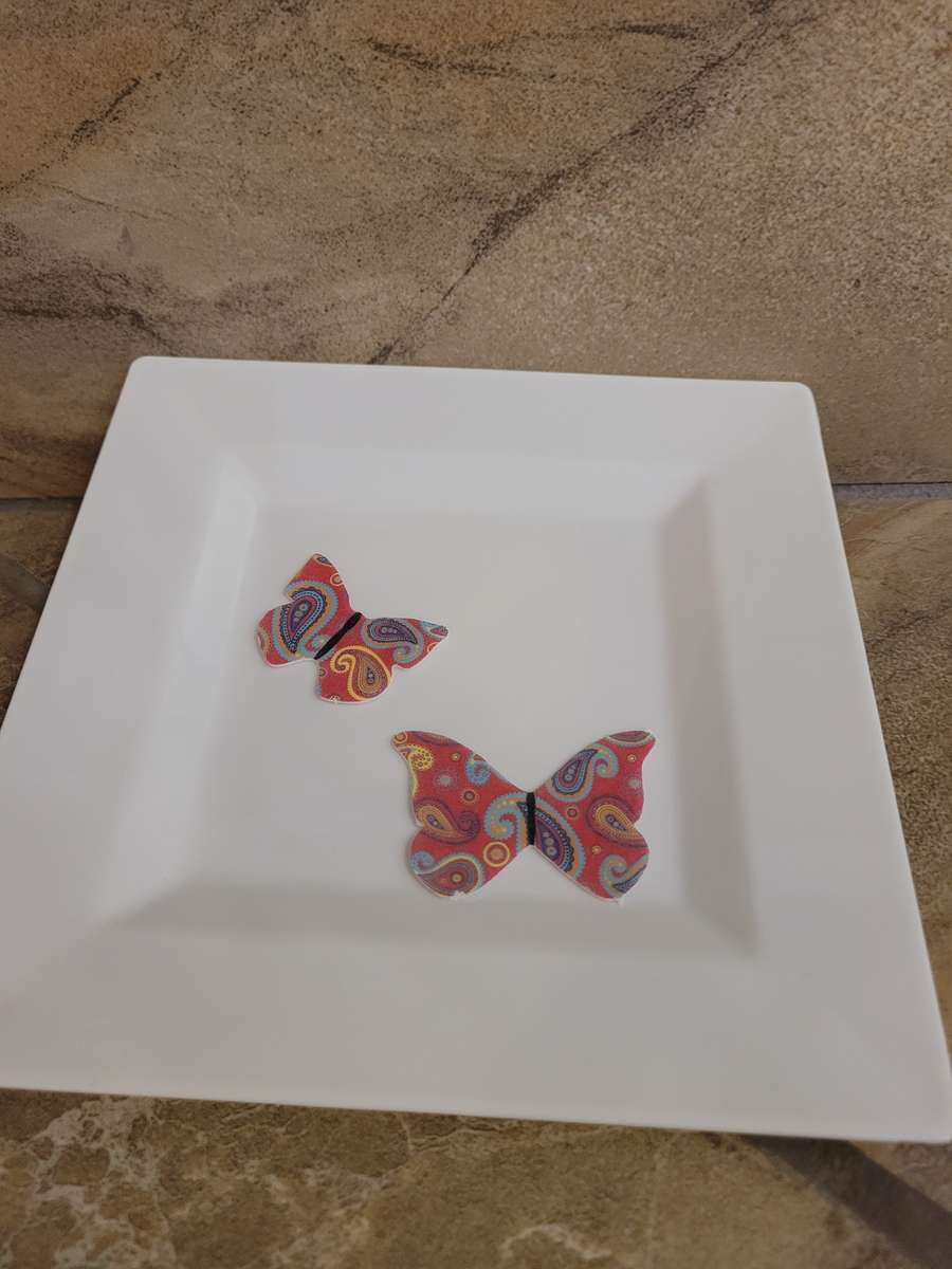 Wafer Paper Butterfly Todays Batches
