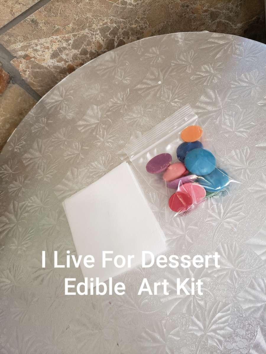 Edible Art Kits 3 Day notice
