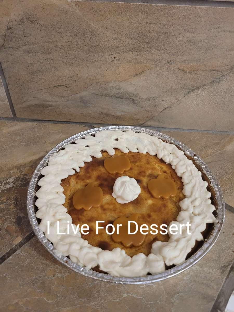Cheesecake Pie Todays Batch