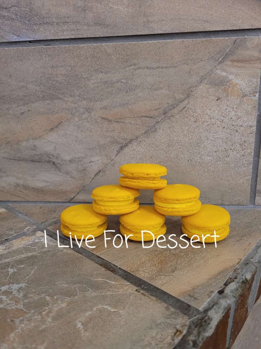 Main Squeeze Macarons Todays Batches