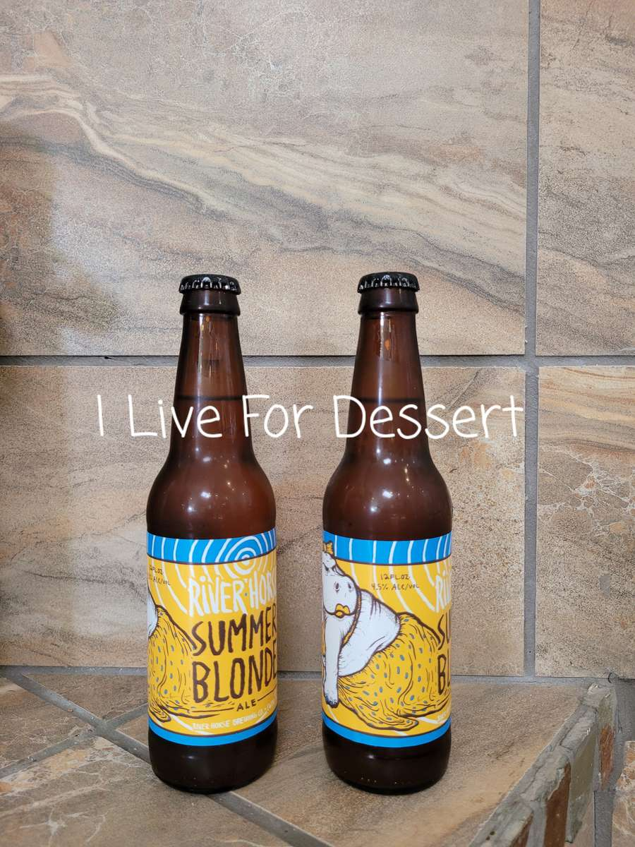 RiverHorse Summer Blonde Ale