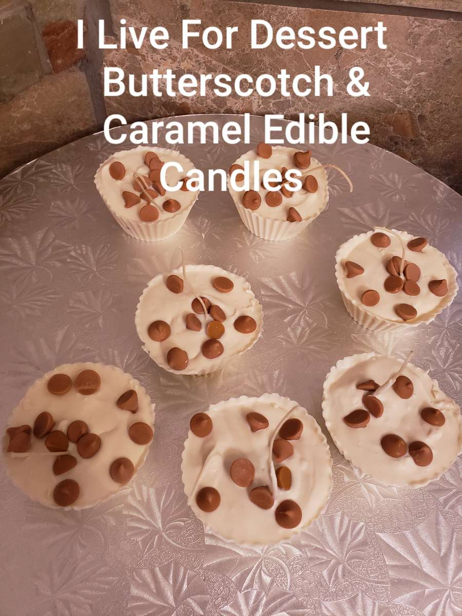 Edible Choclate Candle