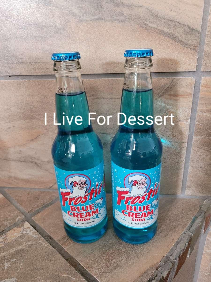 Frosties Blu Cream Soda
