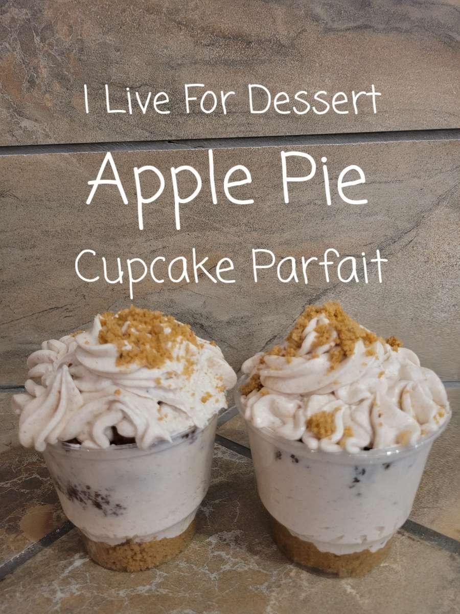 Apple Pie Cupcake Parfait DF Todays Batches