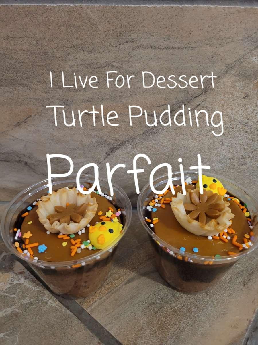 Turtle Pudding Parfait Todays Batches