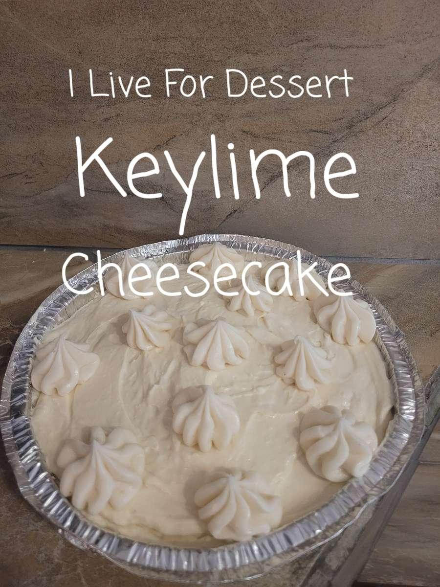 Keylime Cream Cheese Pie 3 Day Notice