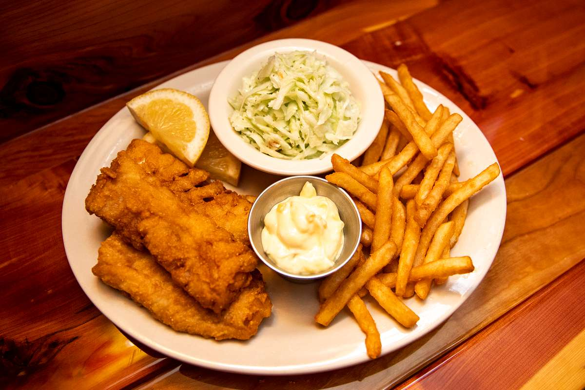 Cod Meal