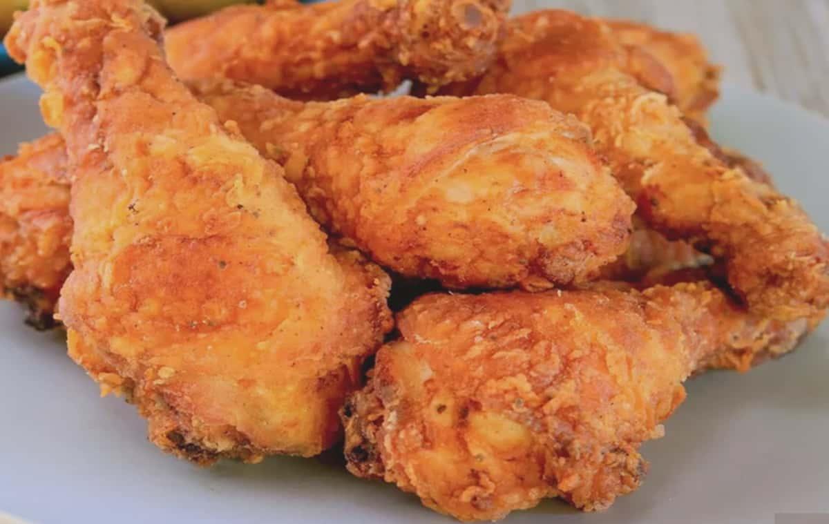 8 Pieces Fried Chicken