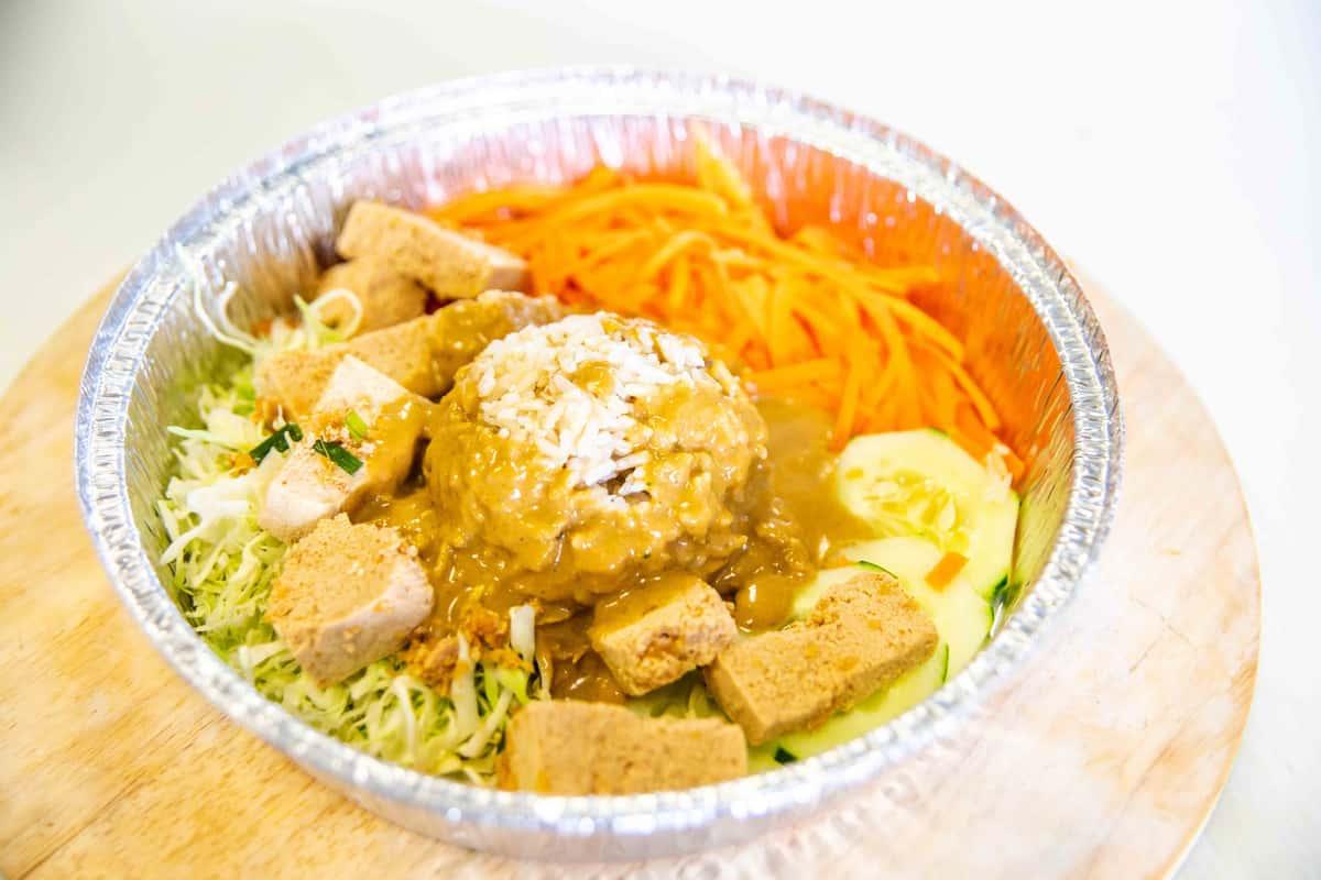 Bangkok Tofu