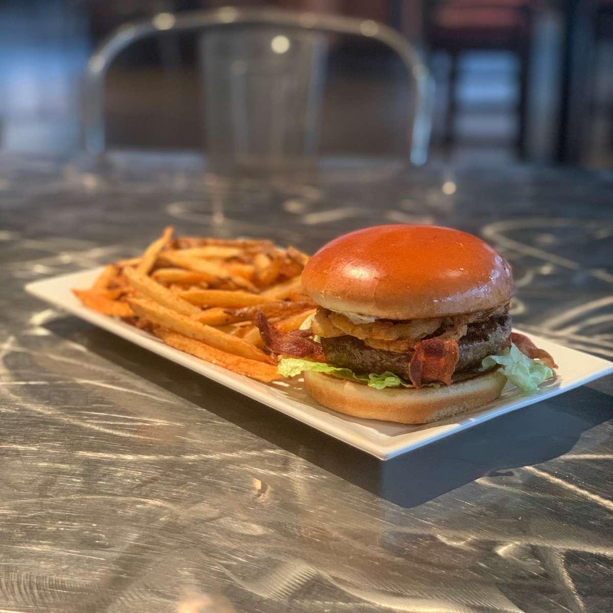 dinner burger*