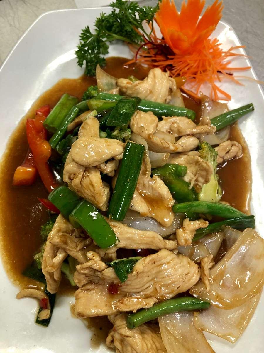 Thai Basil (Pad Krapao)