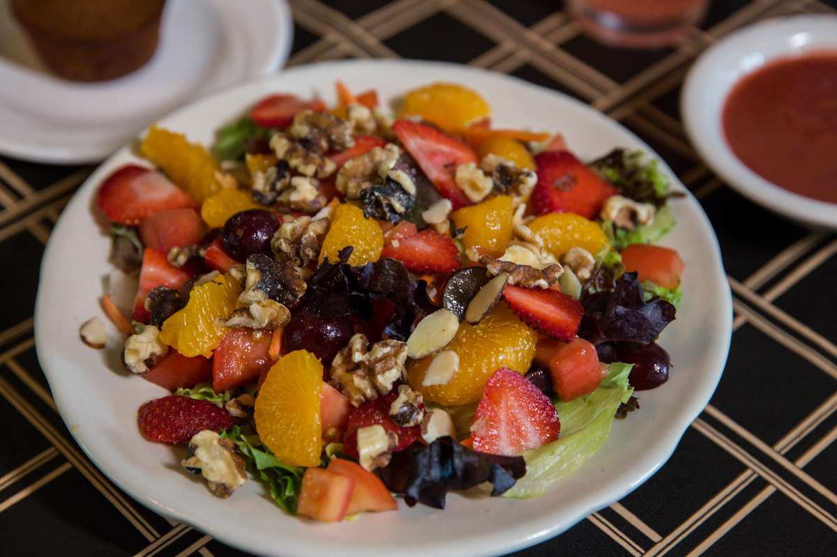 Monsoon Salad