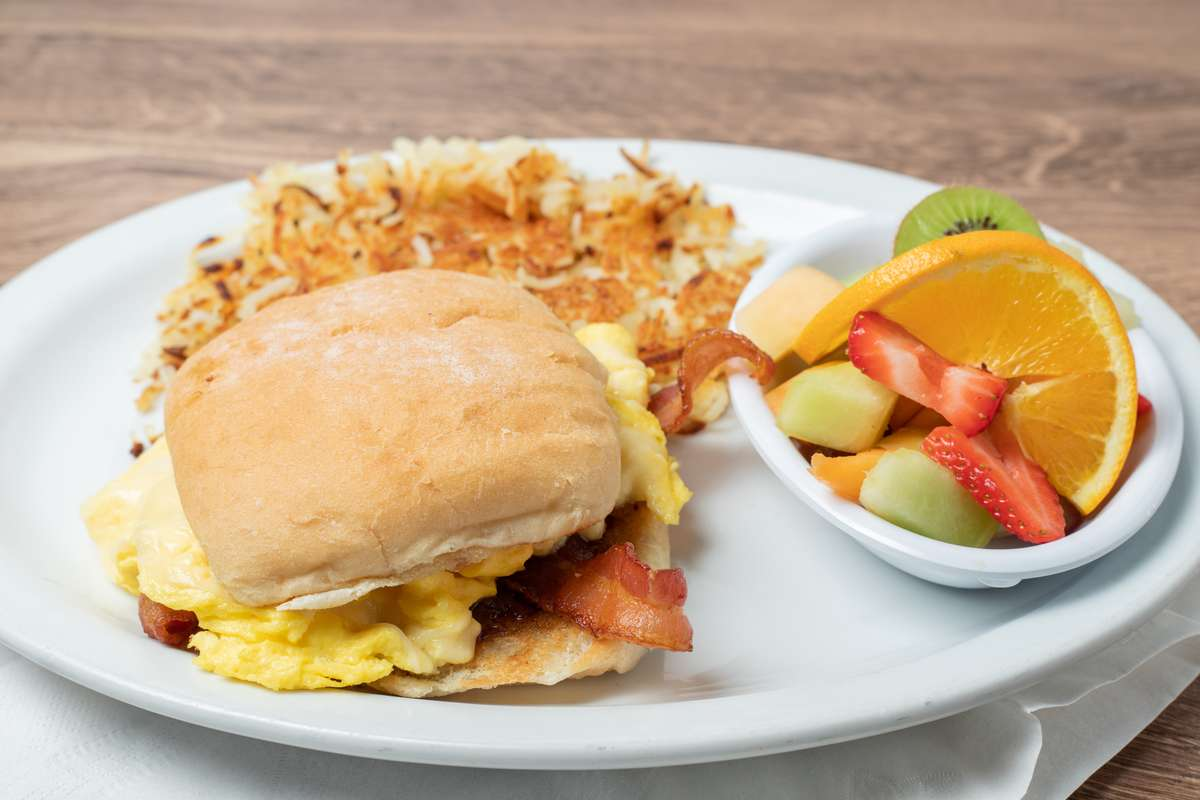*Le Breakfast Sandwich