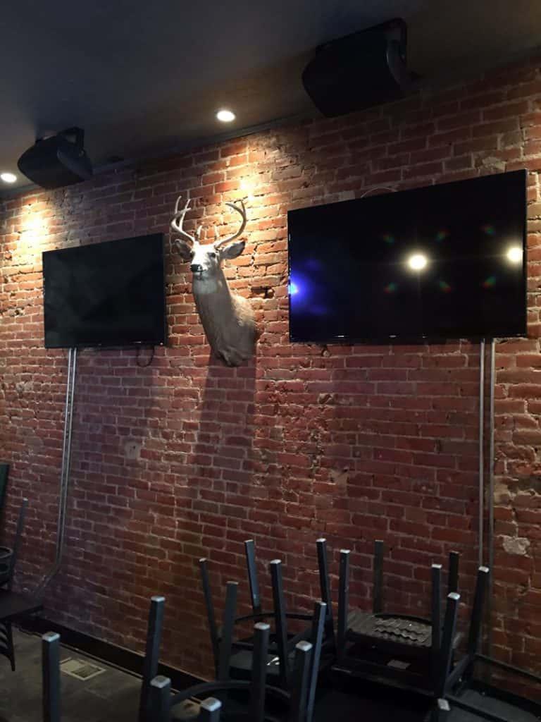 interior tvs