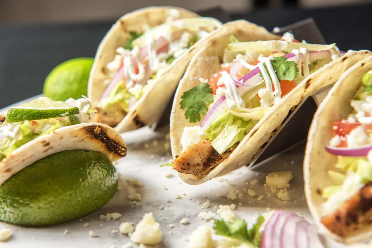 Southwestern Tacos