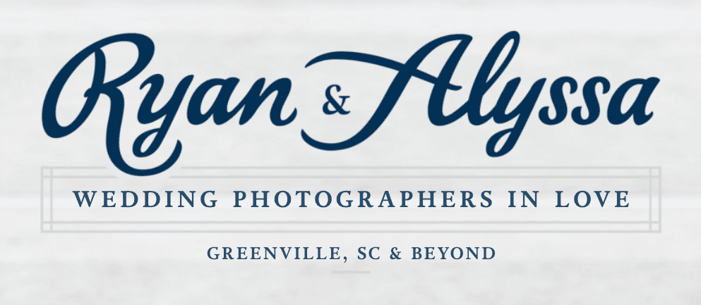 Ryan & Alyssa Wedding Photographers In Love