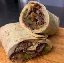 Cheesesteak Wrap