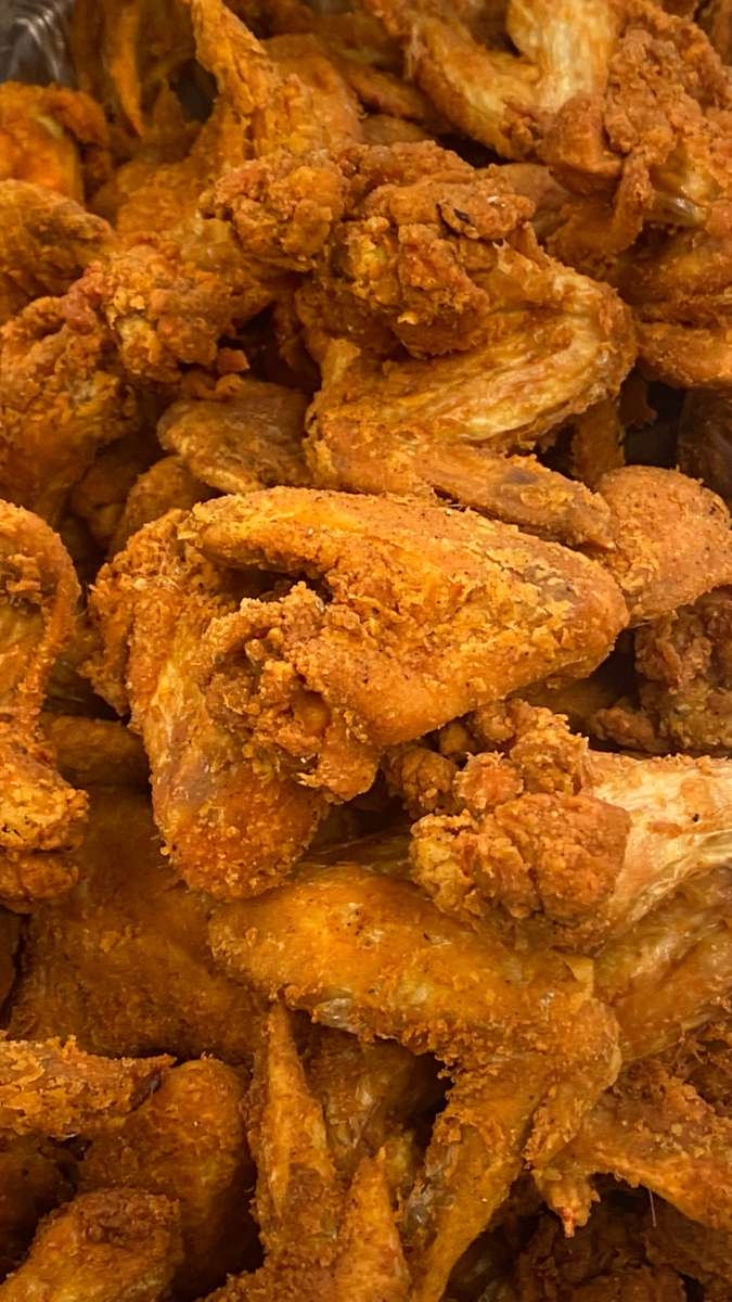 12 Southern Fried Wings