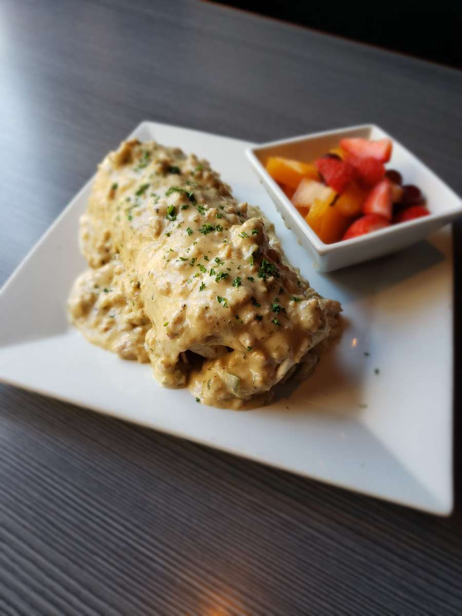 Tabard's Breakfast Burrito